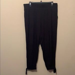 Apt 9 Black Woman's Pants